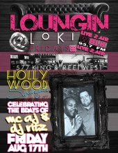 Loungin Loki Fridays - MC AJ & DJ Ritz Birthday Bash!